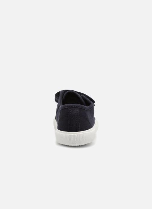Sneakers I Love Shoes GOLBO Azzurro immagine destra