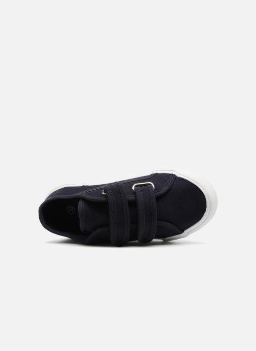 Sneaker I Love Shoes GOLBO blau ansicht von links