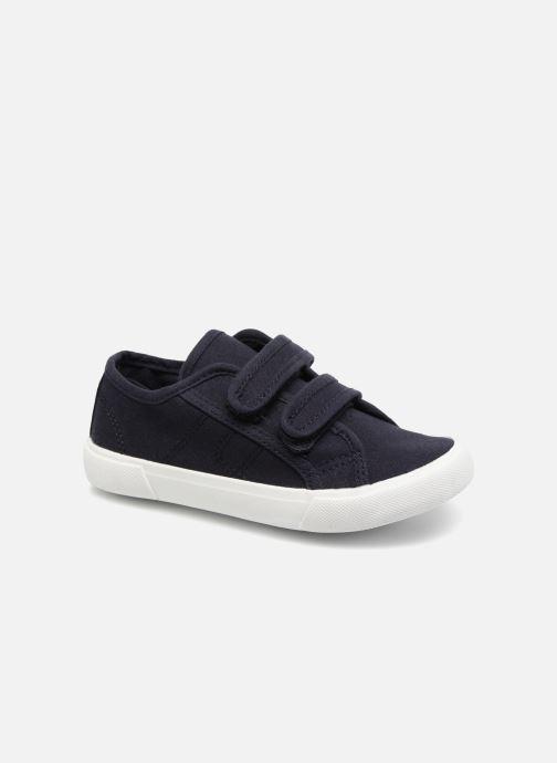 Baskets I Love Shoes GOLBO Bleu vue détail/paire