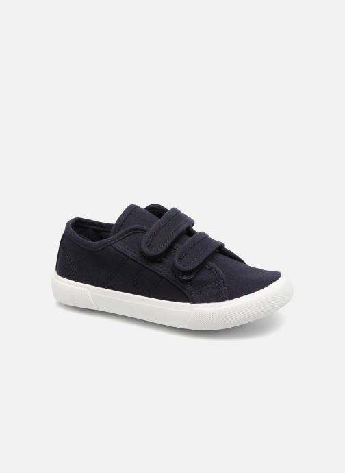 Baskets I Love Shoes GOLBO Bleu vue détail/paire