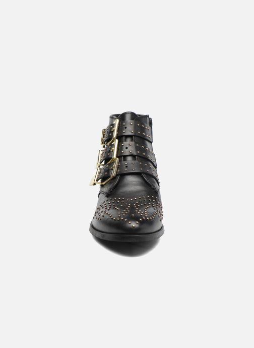 2 Bronx Brezax Et Gold Bottines 231 Black Boots HEW92DI