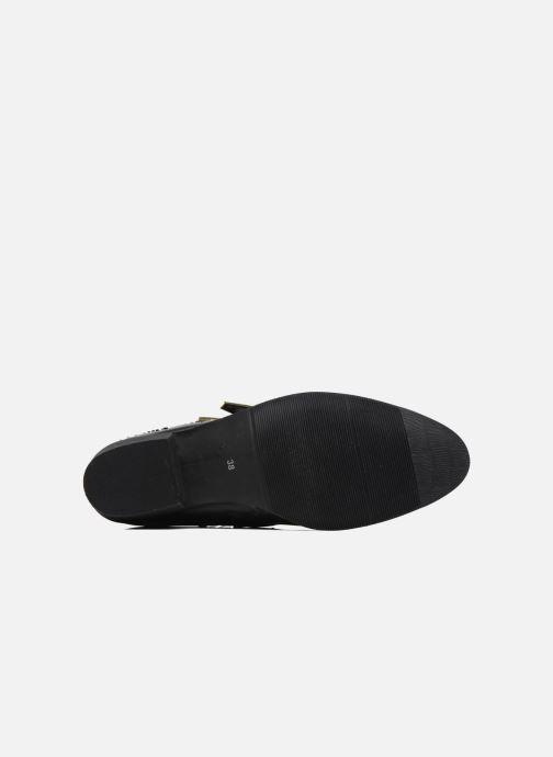 Bottines et boots Bronx Brezax 2 Noir vue haut