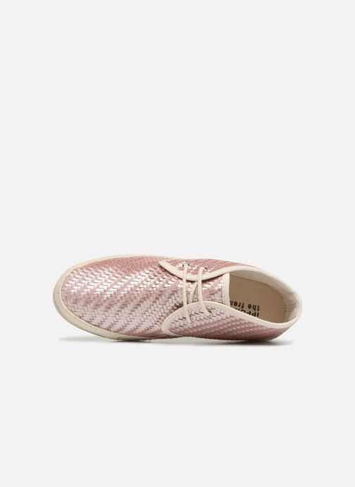 Espadrilles Smile Smile dresscod Pink view from the left