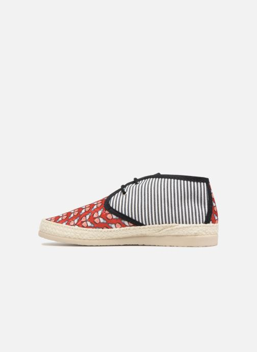 Espadrilles Smile Smile fly Rouge vue face