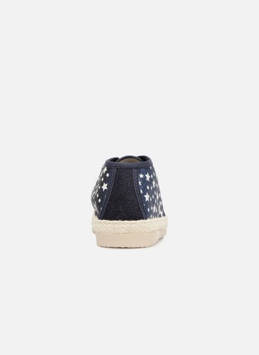 Espadrilles Smile Smile sister Blue view from the right