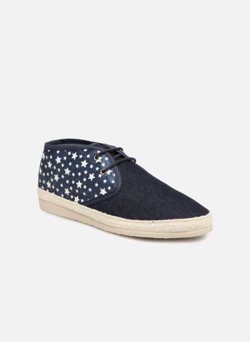 Espadrilles Smile Smile sister Blue detailed view/ Pair view