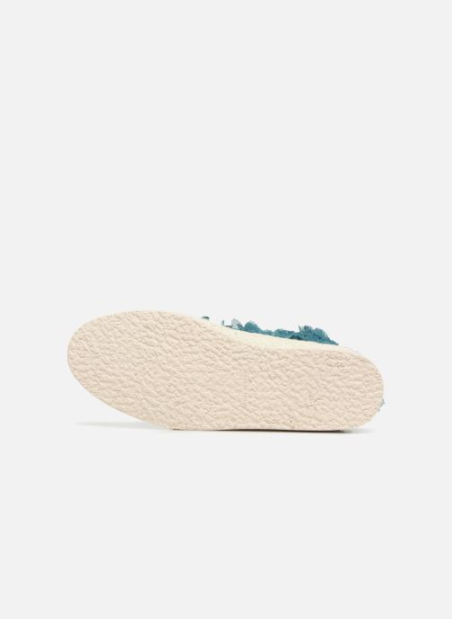 Espadrilles Smile Smile Flow Green view from above