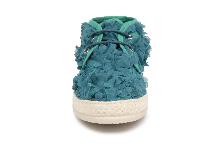 Espadrilles Smile Smile Flow Vert vue portées chaussures