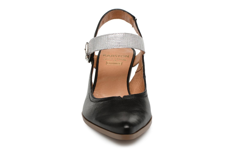 High heels Karston Kzoto Black model view