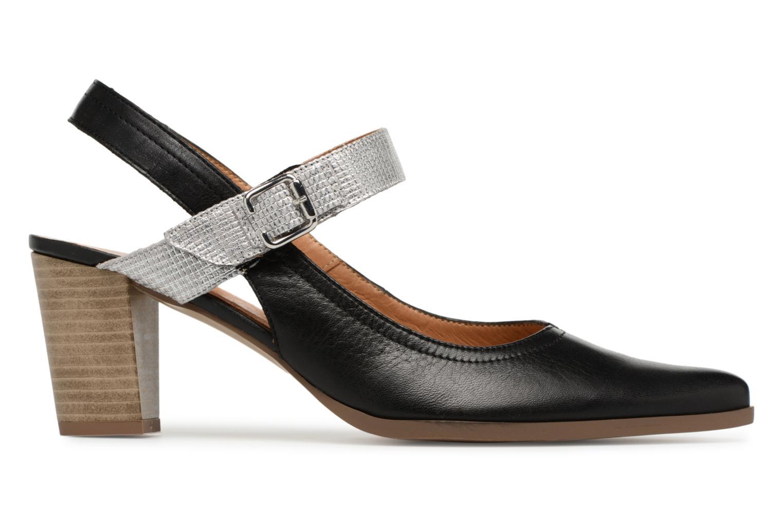 High heels Karston Kzoto Black back view