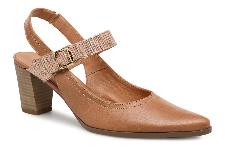 Nuevo de zapatos Karston Kzoto (Marrón) - Zapatos de Nuevo tacón en Más cómodo 530688