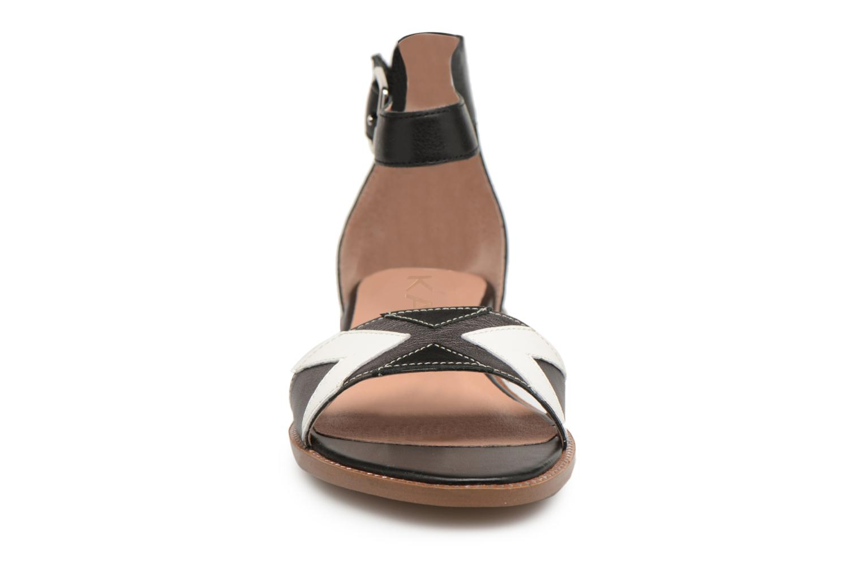 Sandals Karston Sofox Black model view