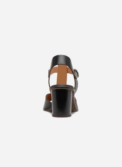 Sandales et nu-pieds Karston Lisiou Noir vue droite