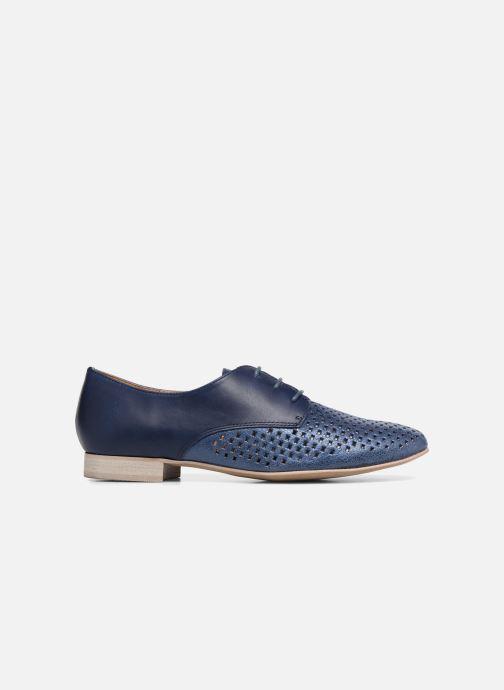 Zapatos con cordones Karston Joie Azul vistra trasera