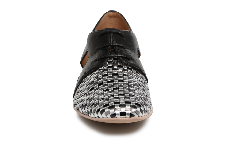 Chaussures à lacets Karston Jocane Noir vue portées chaussures