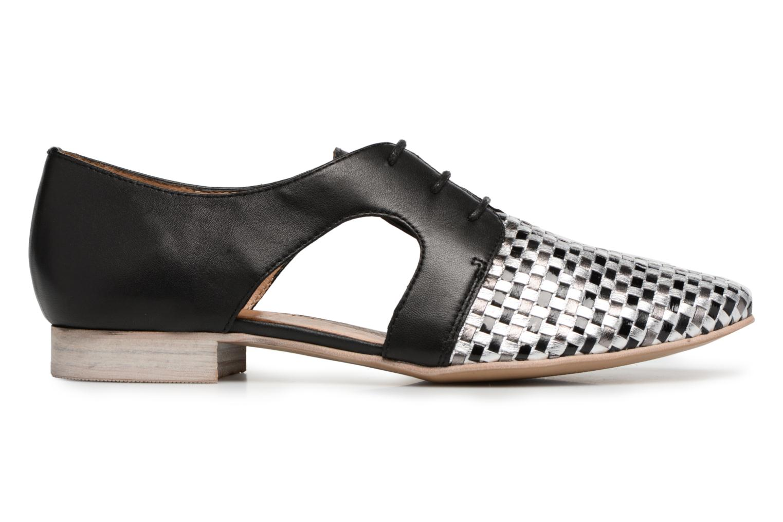 Chaussures à lacets Karston Jocane Noir vue derrière
