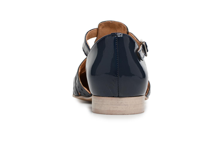 Sandalen Karston Jobano Blauw rechts