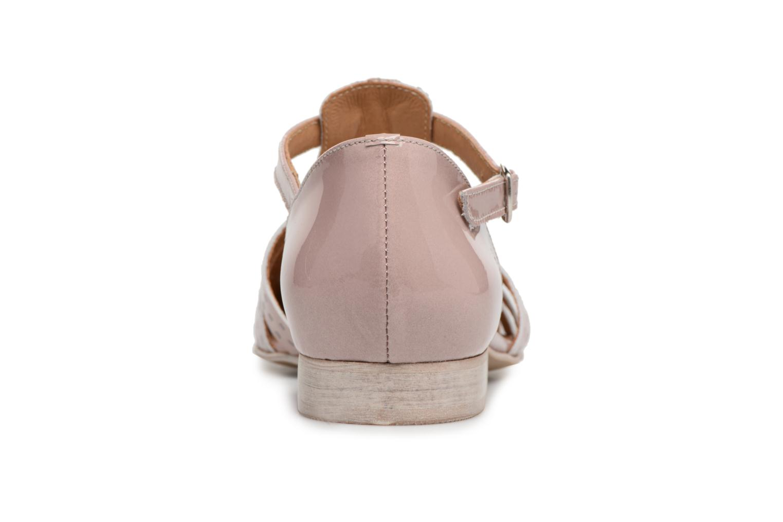 Sandalen Karston Jobano Roze rechts