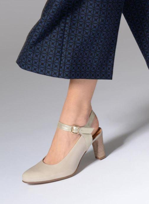 Zapatos de tacón Karston Idax Gris vista de abajo