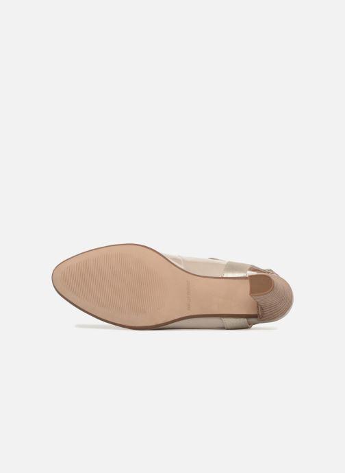Zapatos de tacón Karston Idax Gris vista de arriba