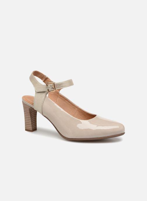 Zapatos de tacón Karston Idax Gris vista de detalle / par