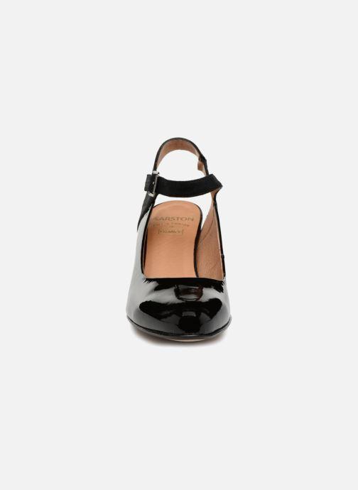 Escarpins Karston Idax Noir vue portées chaussures
