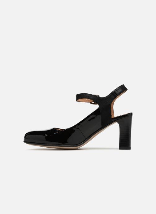 High heels Karston Idax Black front view