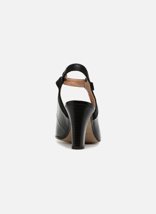 High heels Karston Idax Black view from the right