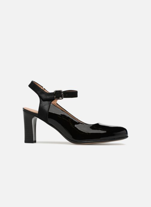 High heels Karston Idax Black back view