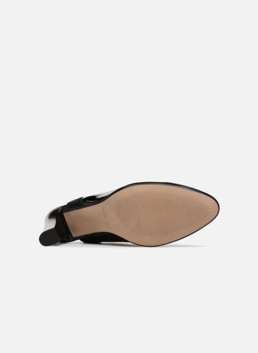 High heels Karston Idax Black view from above