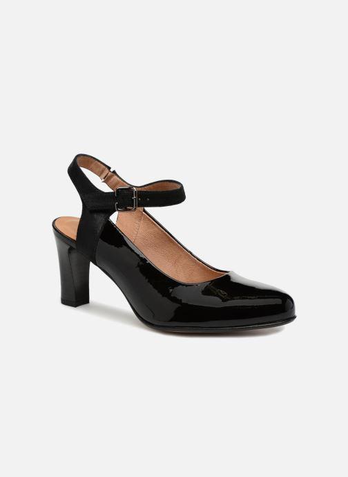 High heels Karston Idax Black detailed view/ Pair view