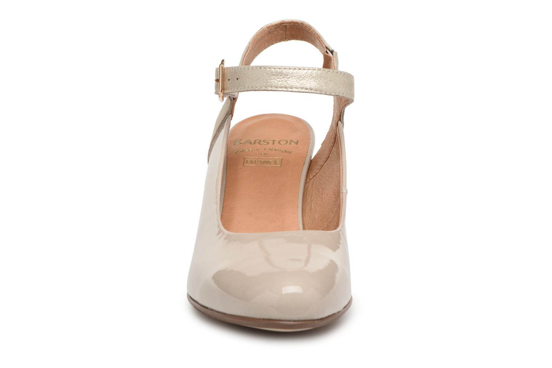 High heels Karston Idax Grey model view