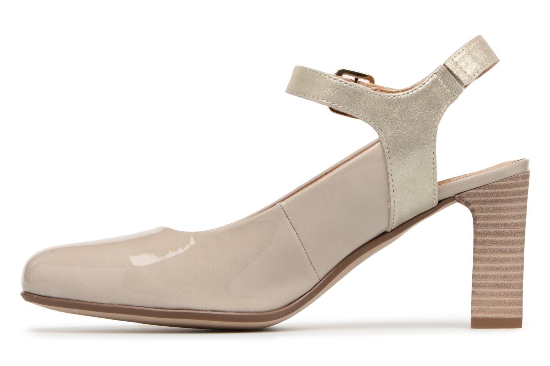 High heels Karston Idax Grey front view