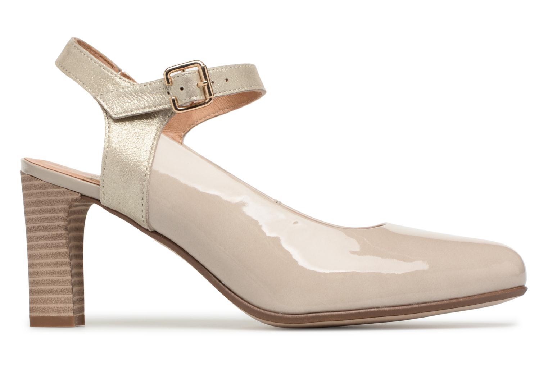 High heels Karston Idax Grey back view