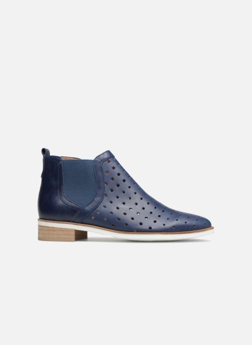 Ankle boots Karston Jijou Blue back view