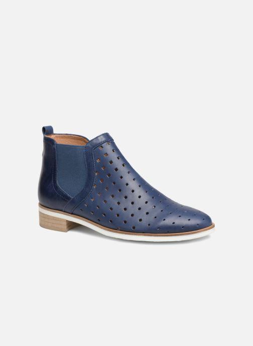 Ankle boots Karston Jijou Blue detailed view/ Pair view
