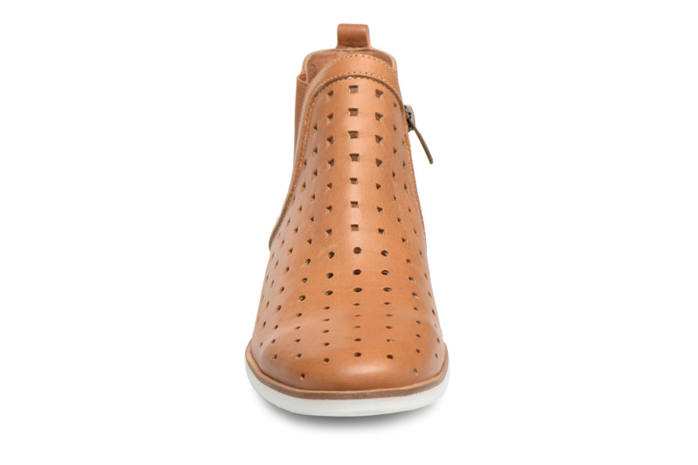 Bottines et boots Karston Jijou Marron vue portées chaussures