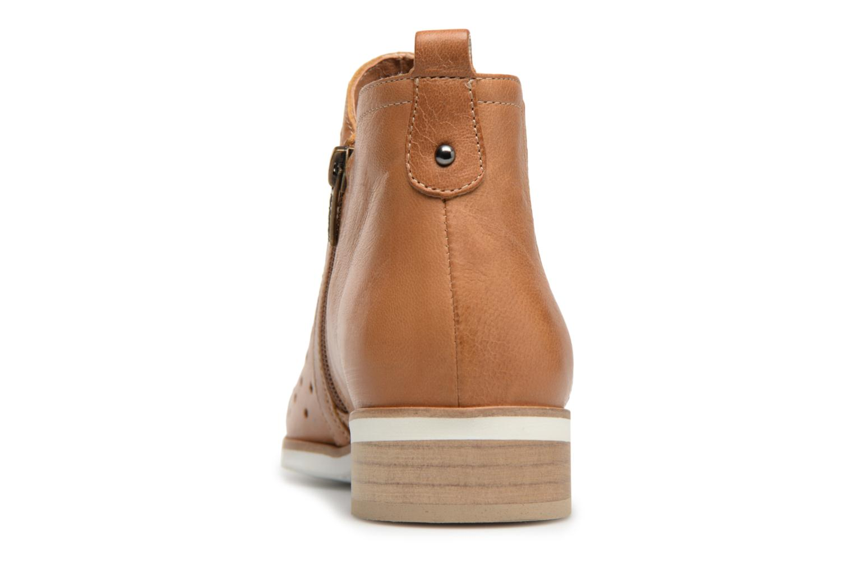 Bottines et boots Karston Jijou Marron vue droite