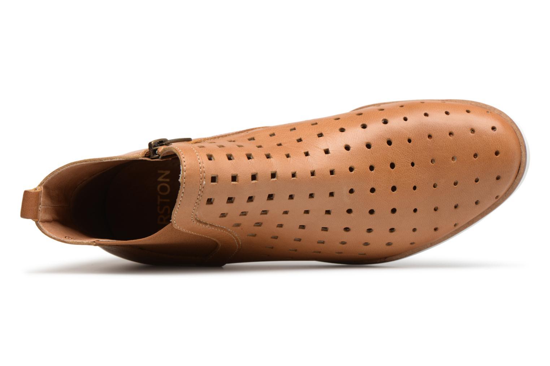 Bottines et boots Karston Jijou Marron vue gauche