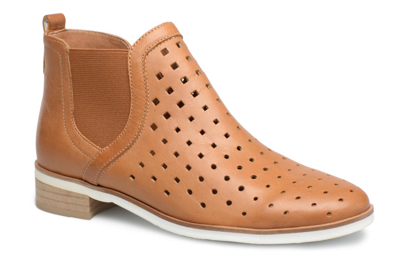 Bottines et boots Karston Jijou Marron vue détail/paire