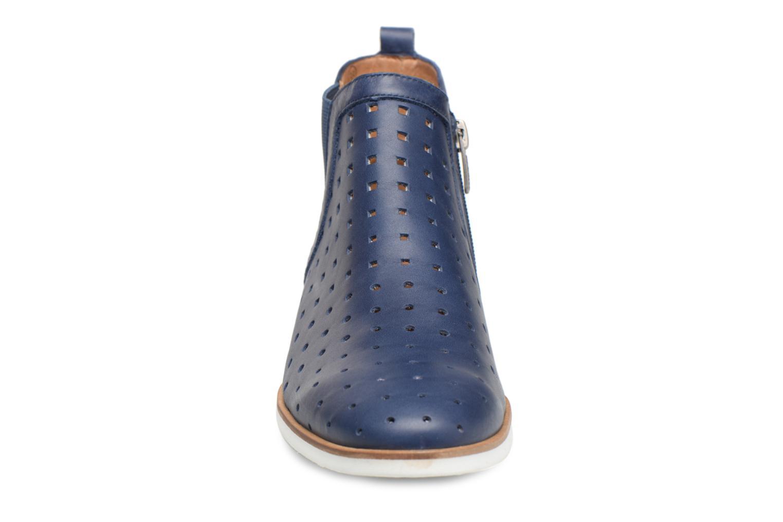 Ankle boots Karston Jijou Blue model view