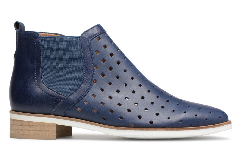 Ankle boots Karston Jijou Blue back view