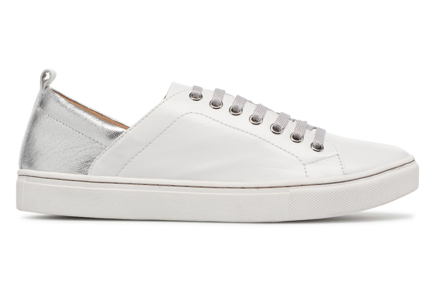 Trainers Karston Tafy White back view