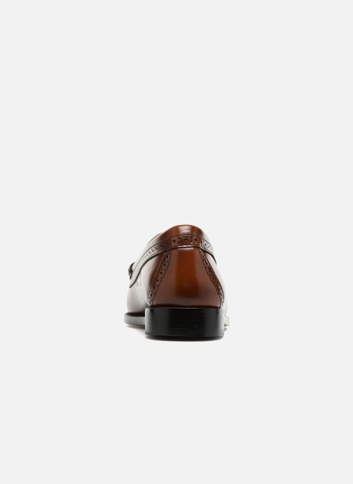 e0544ec8367 G.H. Bass WEEJUN WMN Estelle Brogue (Brown) - Loafers chez Sarenza ...