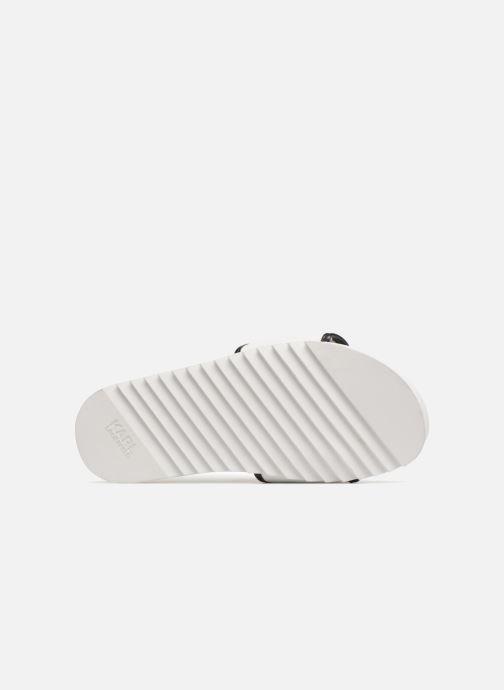 Lagerfeld White Karl Signature Kondo Drill Canvasblack hdtQrCxs