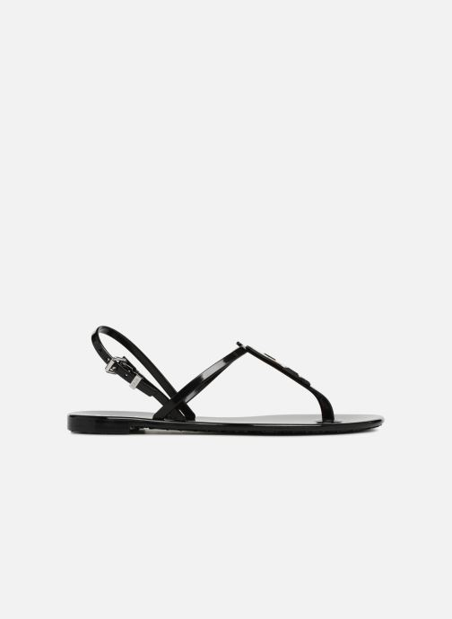 Sandales et nu-pieds KARL LAGERFELD JELLY Karl Ikonic Sling Noir vue derrière