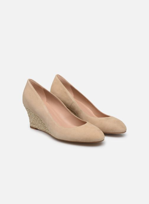 Zapatos de tacón L.K. Bennett Eevi Beige vista 3/4