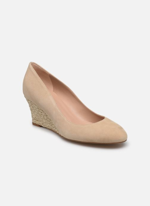 Zapatos de tacón L.K. Bennett Eevi Beige vista de detalle / par