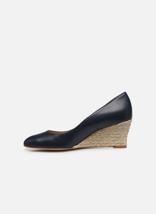 Zapatos de tacón L.K. Bennett Eevi Azul vista de frente