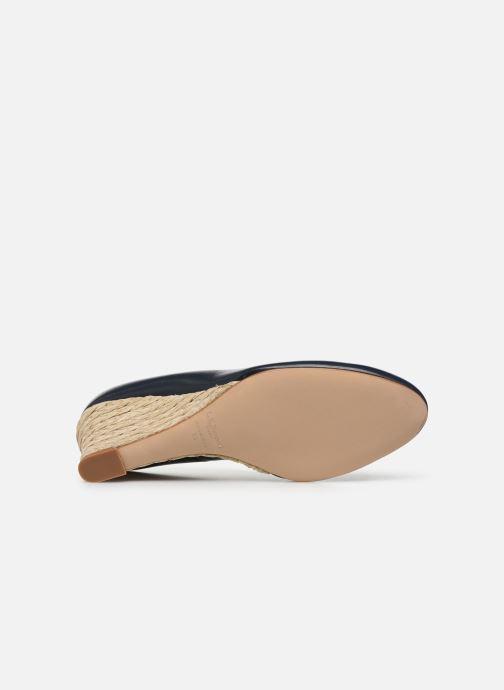 Zapatos de tacón L.K. Bennett Eevi Azul vista de arriba
